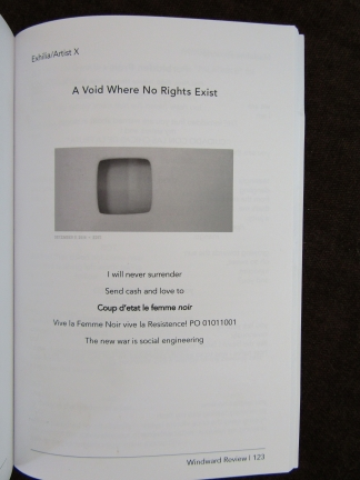 a void where no rights exist